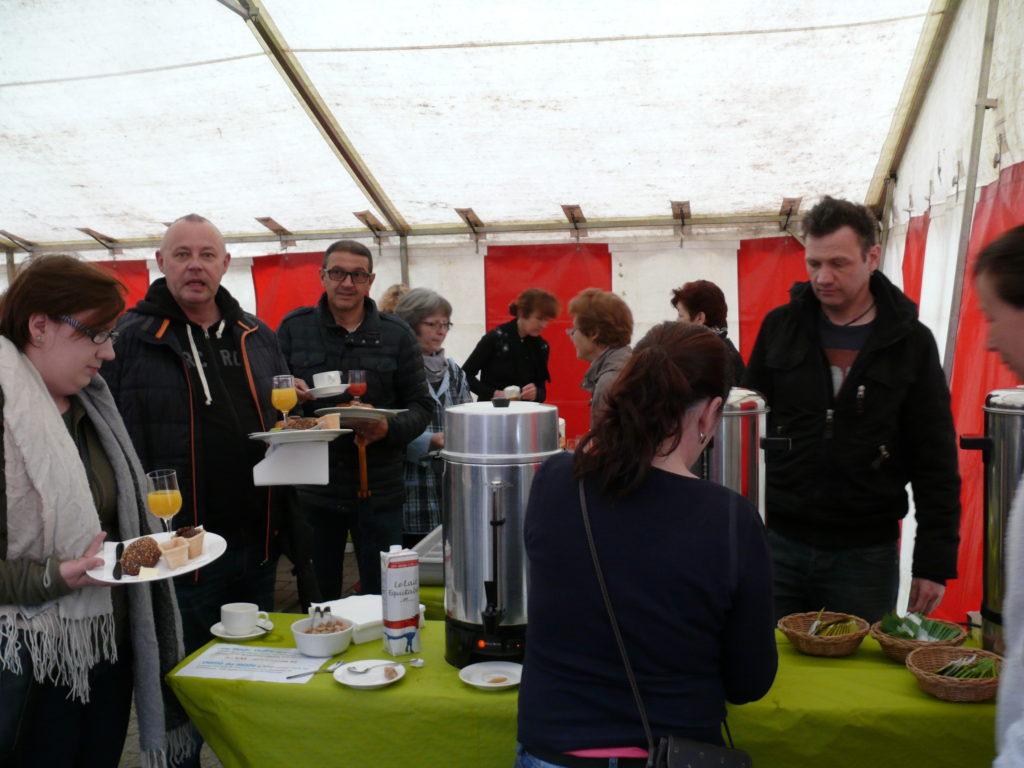 Aktion Faire Kaffi: ein voller Erfolg