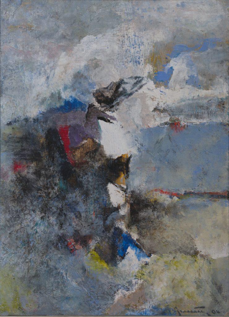Jean-Pierre Junius: ein Leben für die Malerei