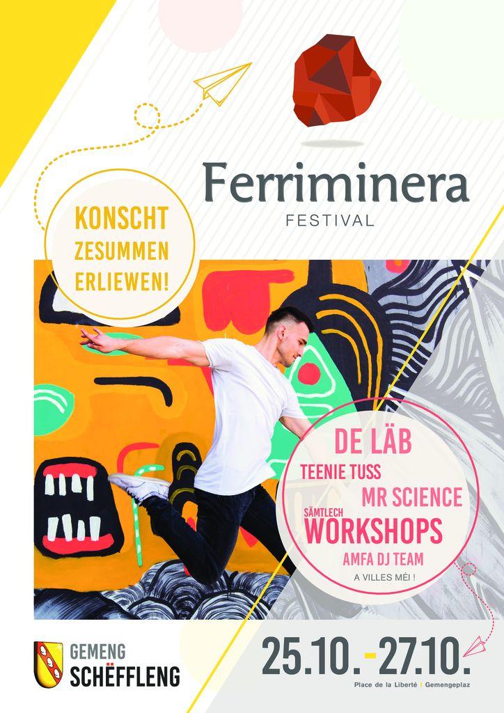 3. Editioun vum Ferriminera Festival