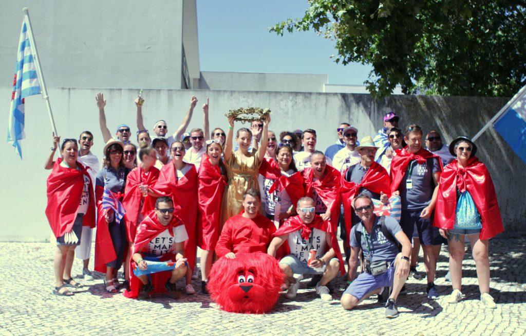 European's People Festival 2019 zu Cantanhede am Portugal
