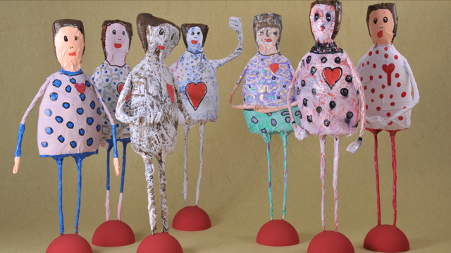 "Ausstellung ""Art à l'Ecole"""