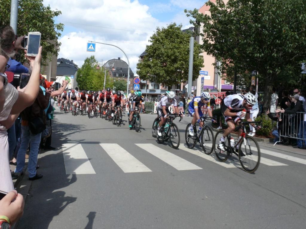Die « Tour de France » in Schifflingen