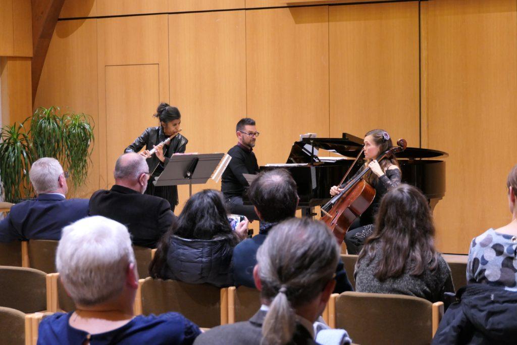 """Concert vum """"The Random Trio"""""""