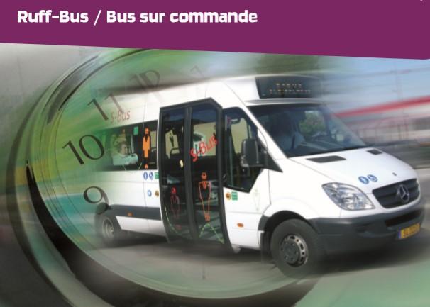 Bus sur commande / Ruff-Bus