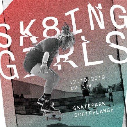 Skating Girls