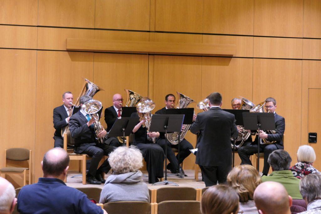 Concert « Luxembourg Tuba Consortium »