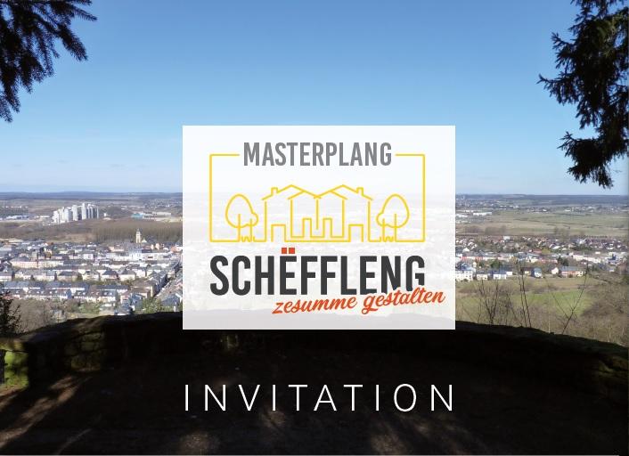 Présentation du Masterplang Schëffleng