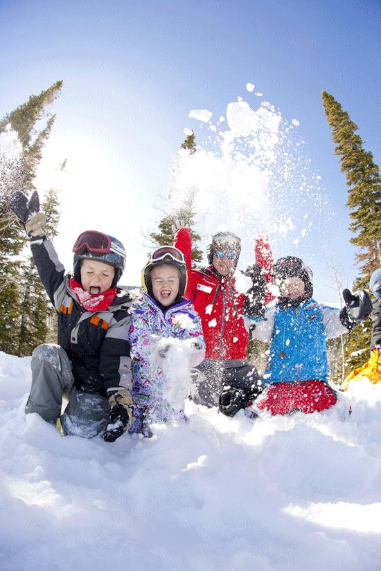 Classes de neige sans soucis