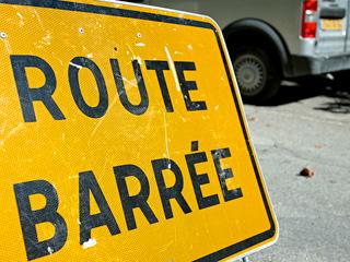 Info trafic – CR169 entre Schifflange et Foetz barré à la circulation