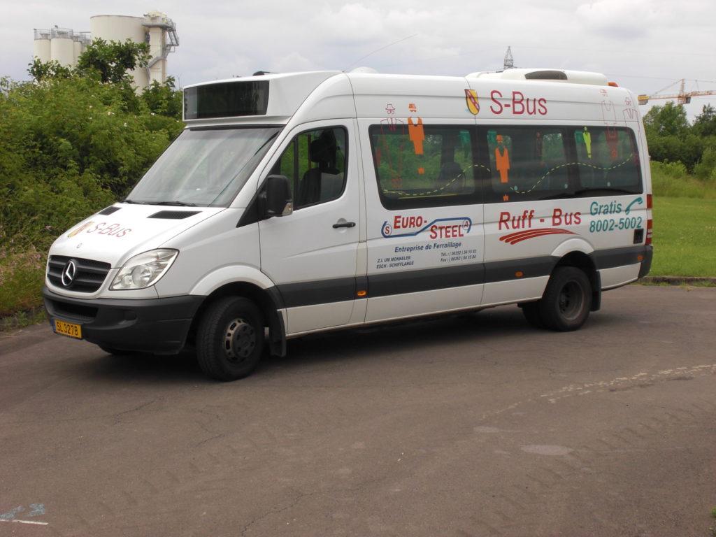 Ruff-Bus /Bus sur commande