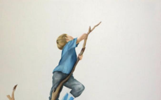 """""""Schëfflenger Konschthaus"""" – Exposition de Stéphanie Uhres """"Luft und Wasser"""""""