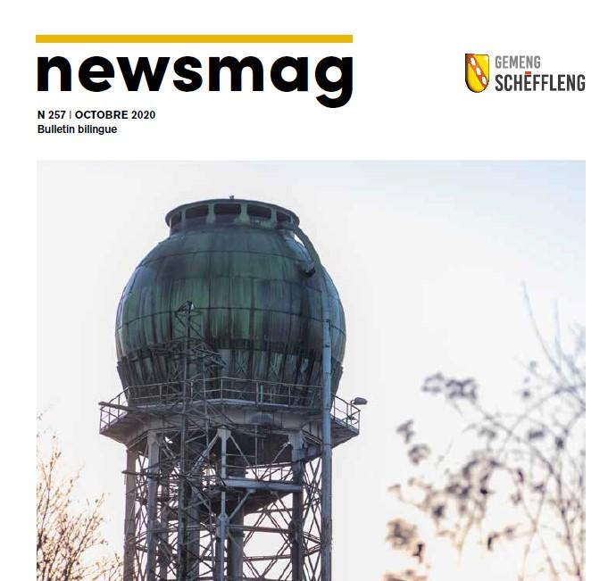Déi nei Editioun vum NEWSMAG ass do!