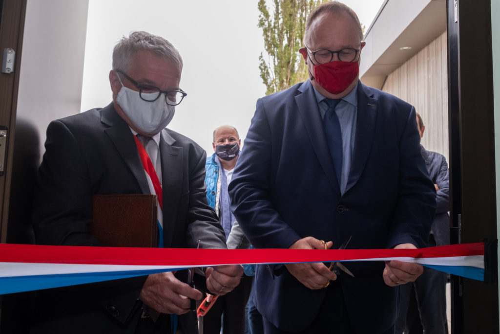 Aweiung Déierenasyl / Inauguration asile pour animaux