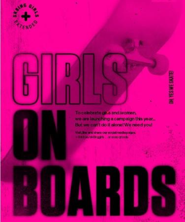 Sk8ing Girls Extended