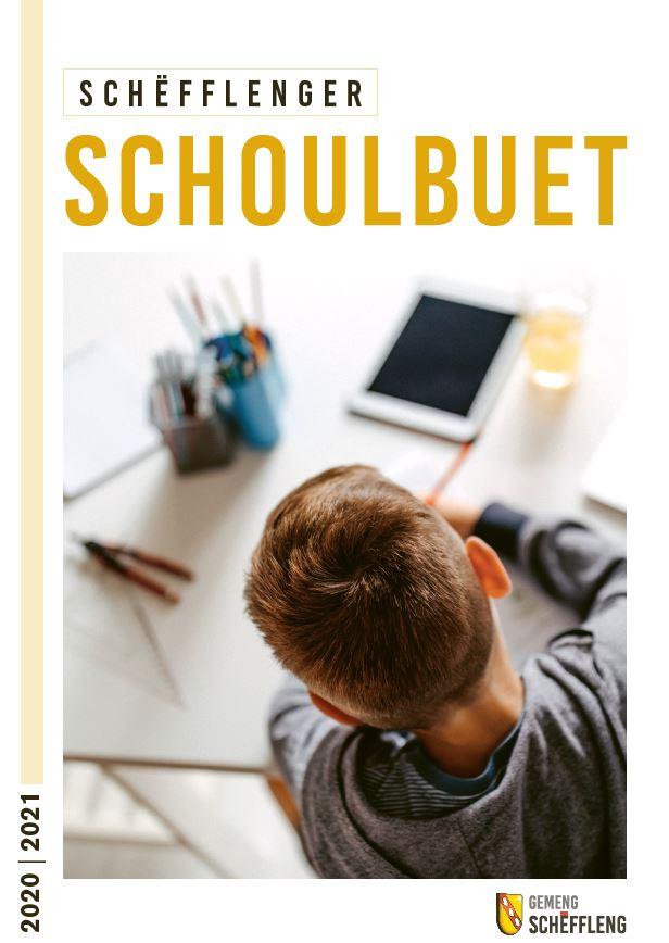 De Schoulbuet 2020/2021 ass do!