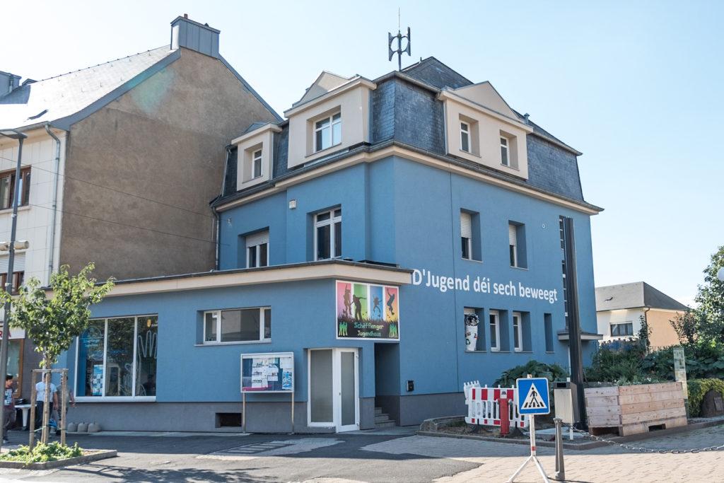Schëfflenger Jugendhaus: nei Ëffnungszäiten!