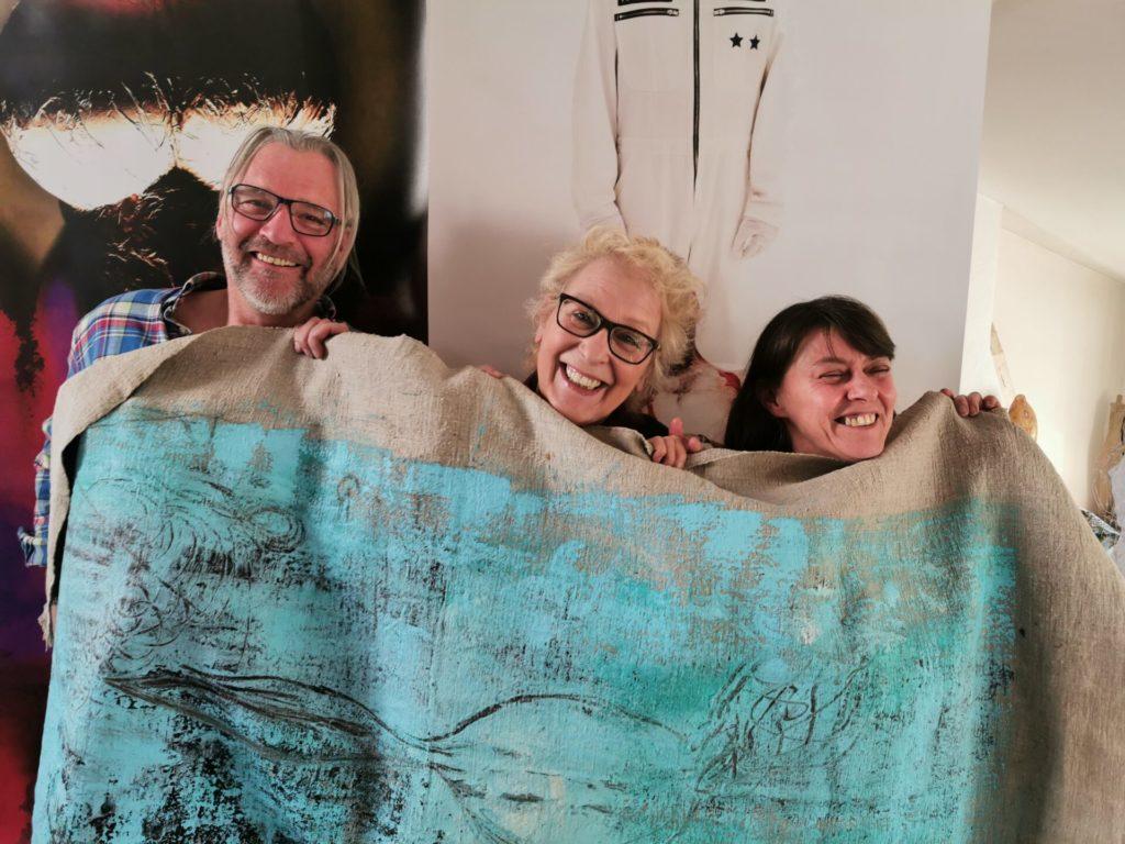 Exposition des artistes Patricia LIPPERT, Pascale BEHRENS & Stefan SEFFRIN