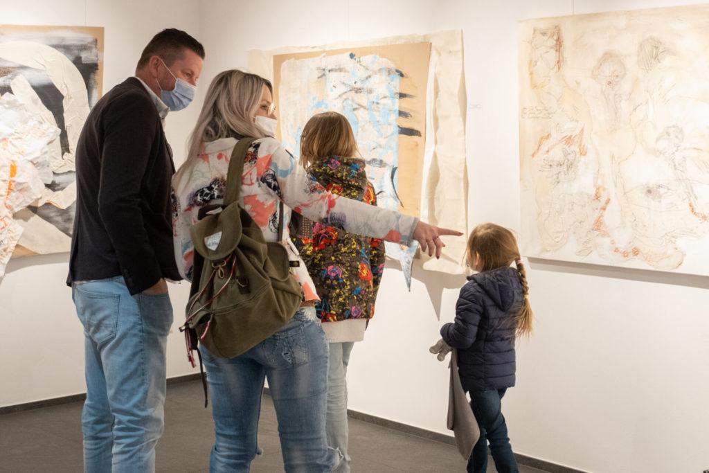 """E Bléck op d'Ausstellung """"Homo ludens"""""""