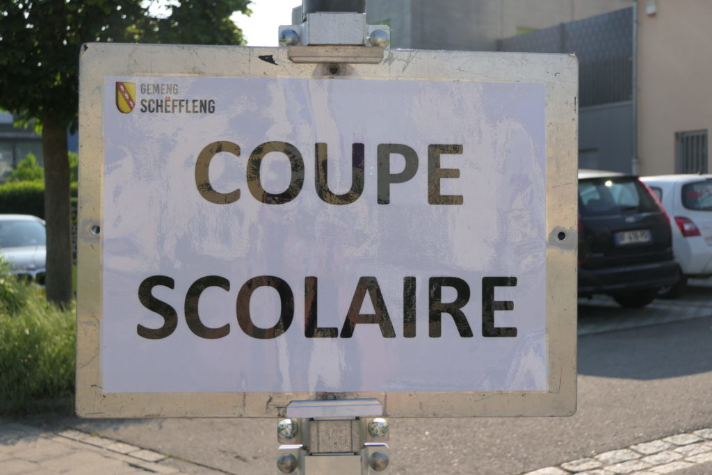Coupe Scolaire 2021