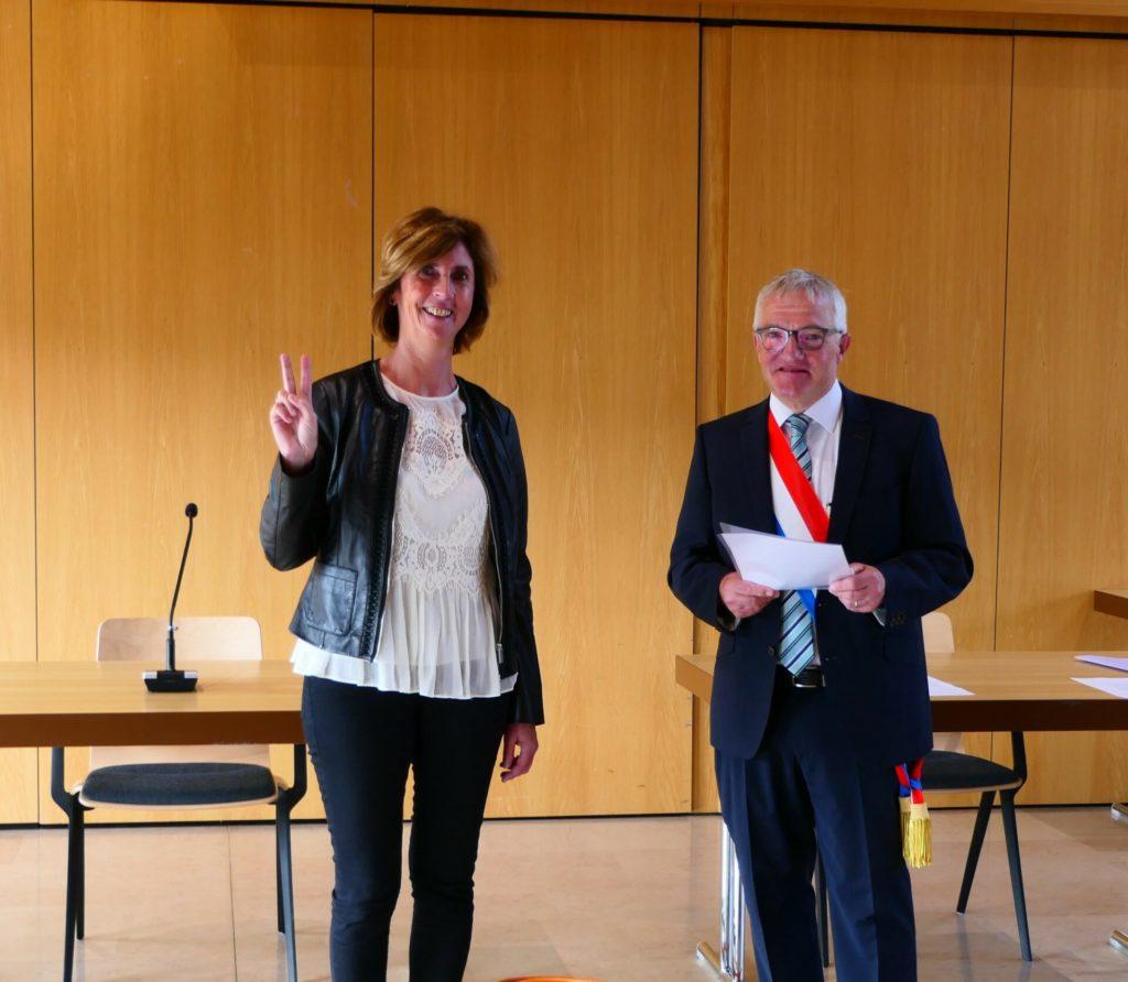 Isabelle Solagna (CSV) nei Gemengeconseillère