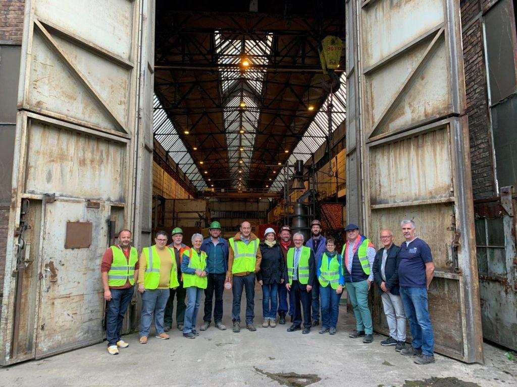 Peep show : Visite guidée des anciennes friches Arcelor